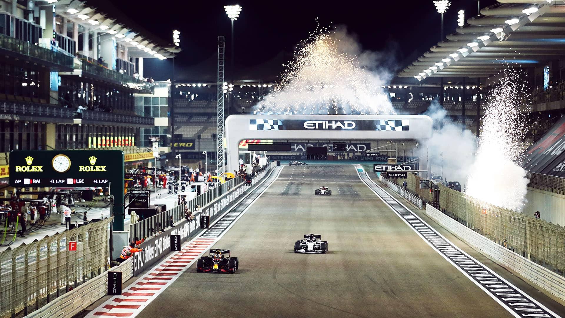 Abu Dhabi Grand Prix 2019 - F1 Race