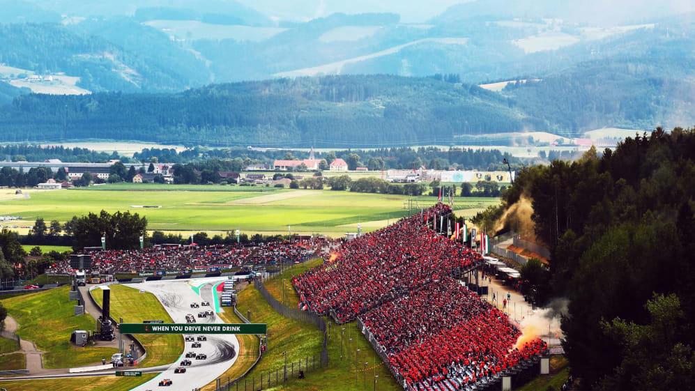 F1 Season 2020 Restart Venue Red Bull Ring