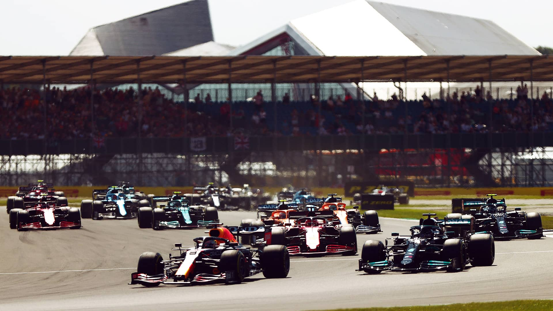 British Grand Prix 2019 - F1 Race