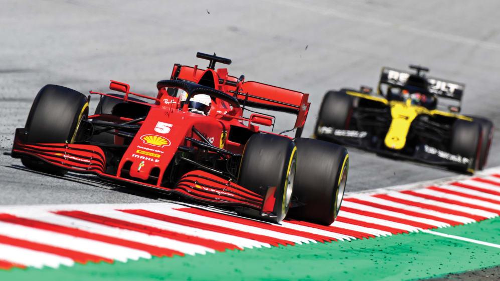 Tuscan Grand Prix 2020 Italian F1 Race Mugello