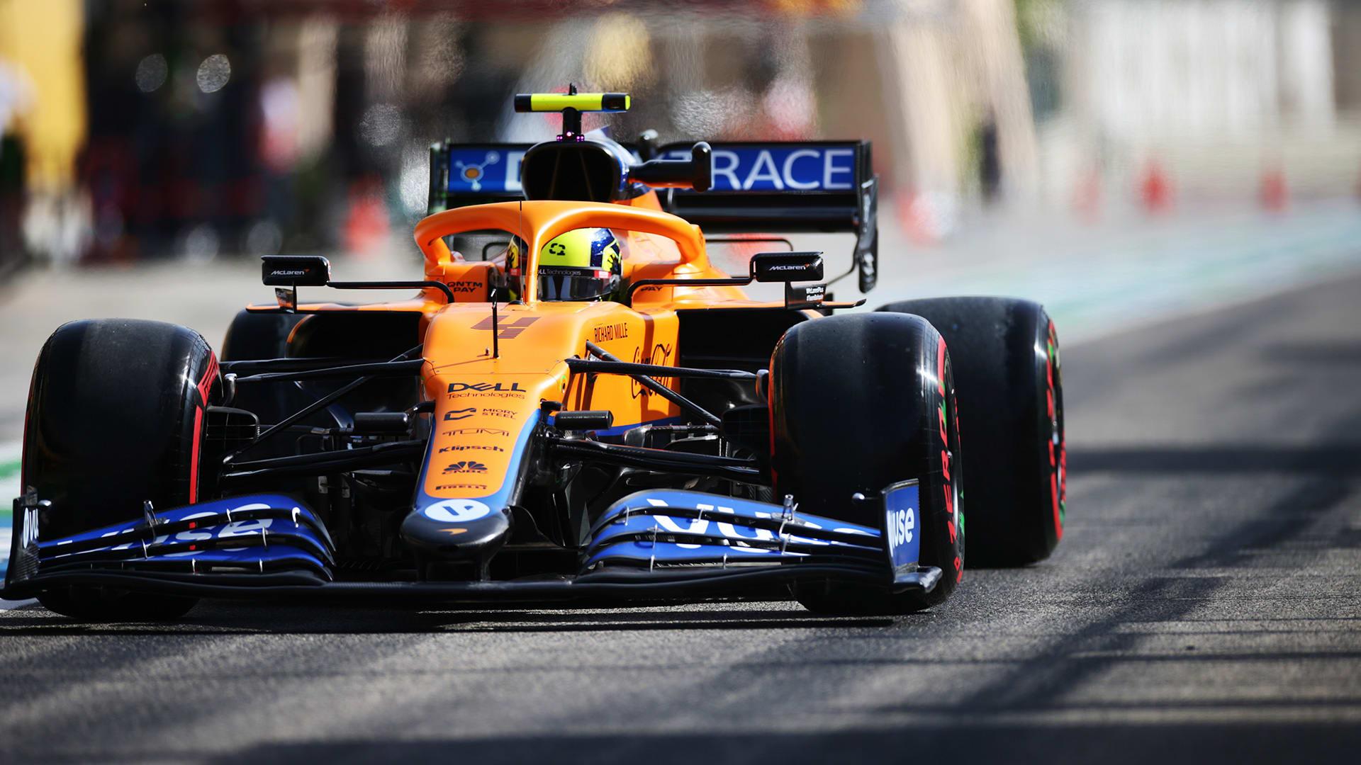 McLaren gatecrashing Mercedes-Red Bull fight 'unrealistic' in 2021, says Brown - Formula 1 RSS UK