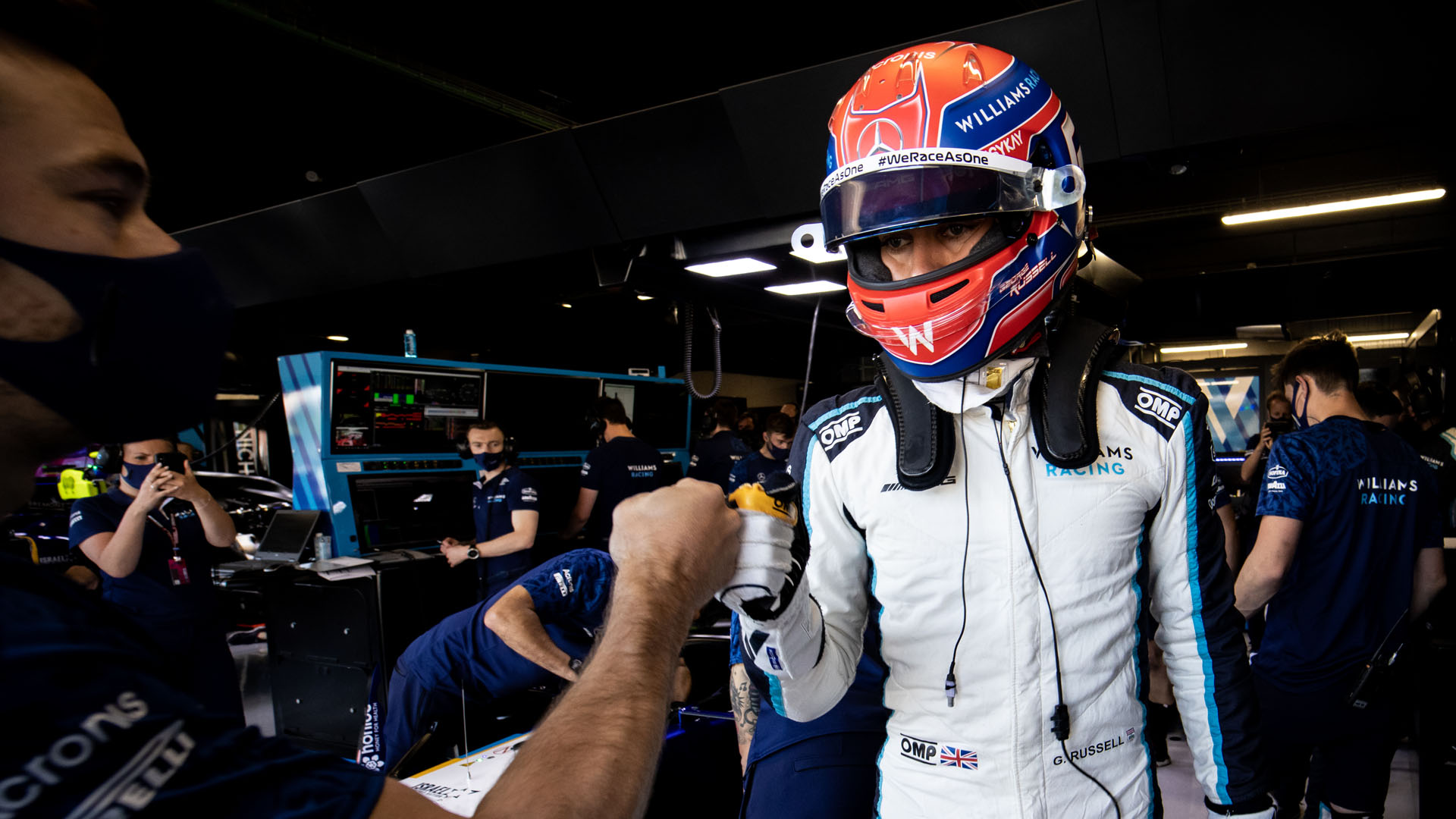 Russell found the Williams 'joyous to drive' in Barcelona as he commends team for rolling the dice on strategy | Formula 1®
