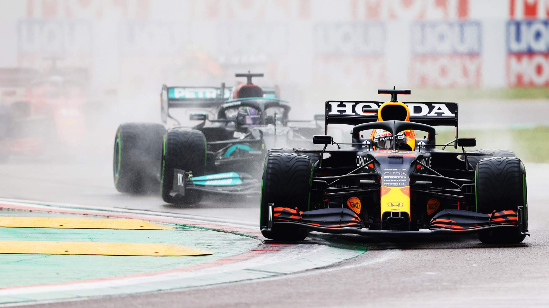 Verstappen takes victory from Hamilton and Norris in action-packed Grand Prix at Imola - Formula 1 RSS UK