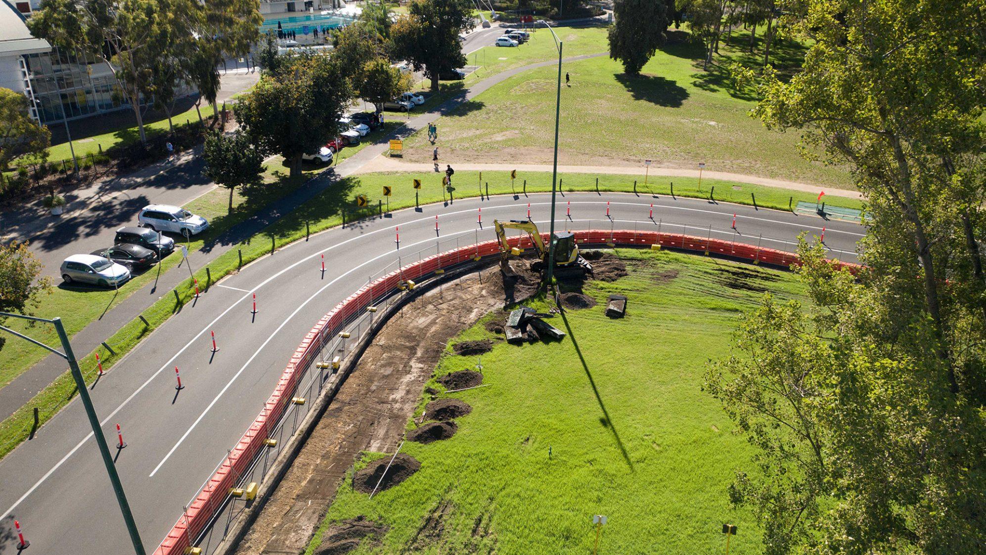 Modyfikacje toru Albert Park (GP Australii)
