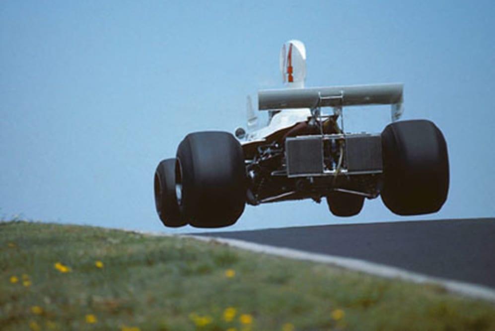 James Hunt 1975