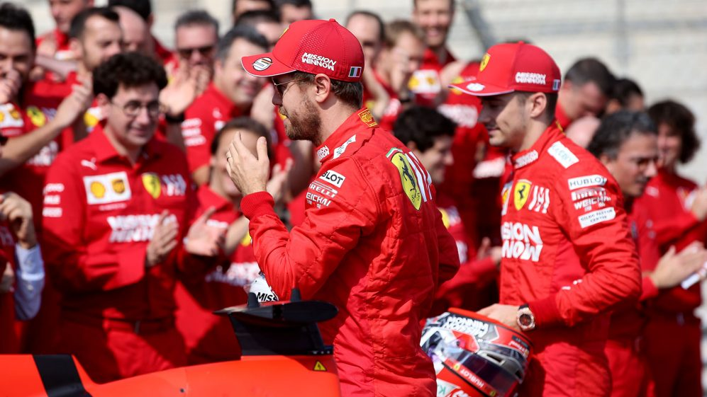 Why 2020 could be Ferrari's year | Formula 1®