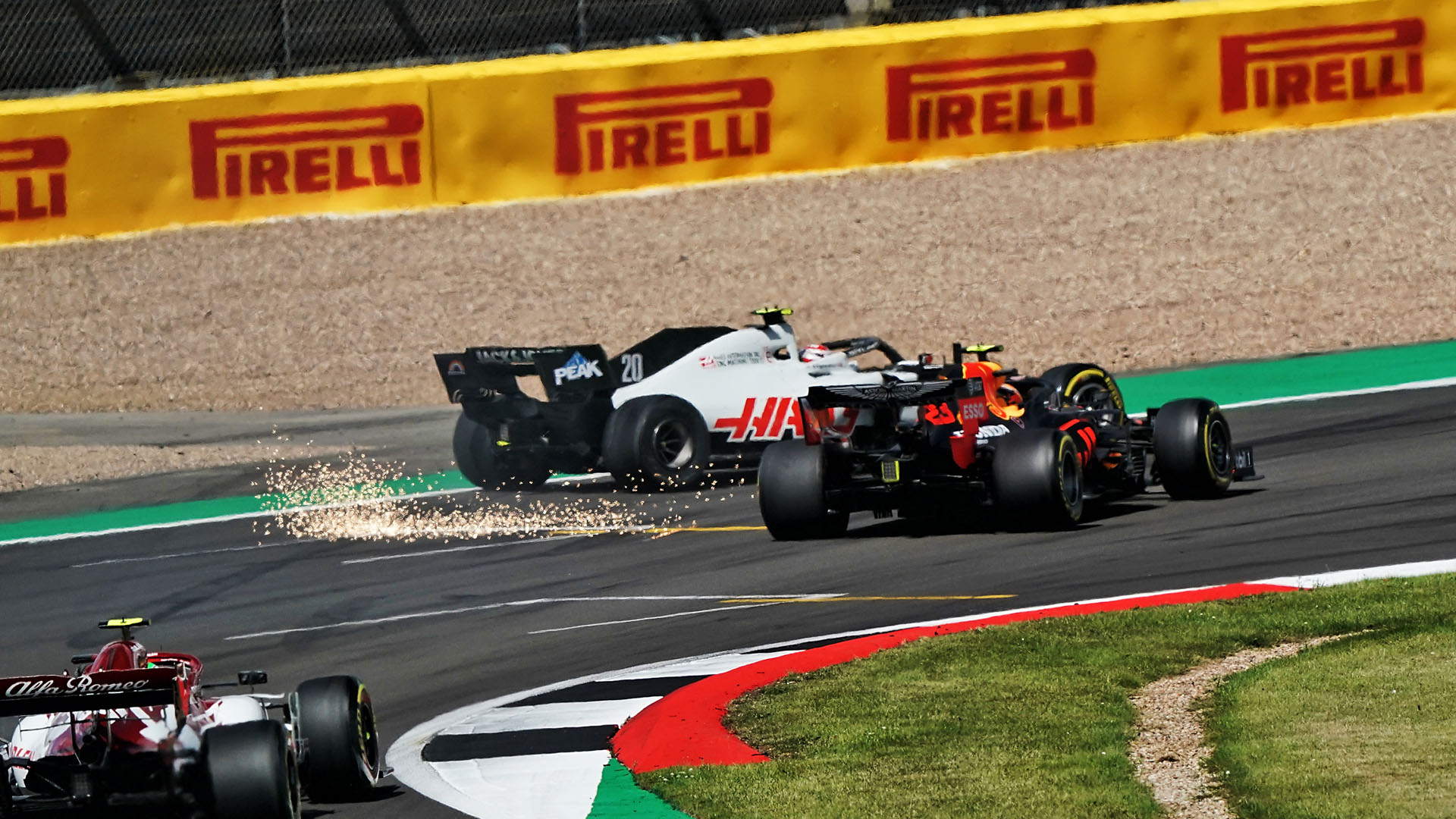 Alex Albon Rejects Call For More Patient Approach After Clashes With Hamilton And Magnussen Formula 1
