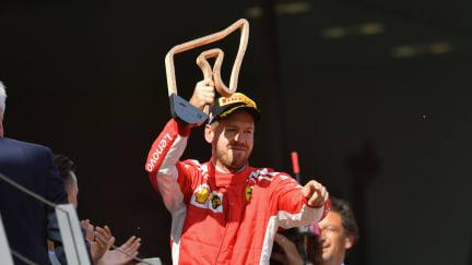 2018 Austrian GP