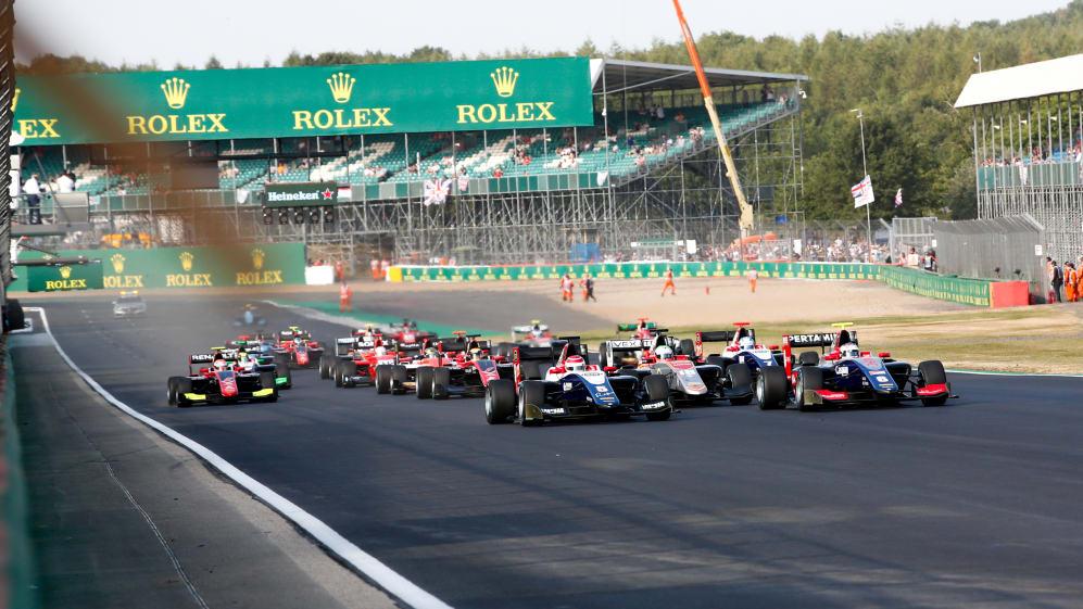 2018 Silverstone