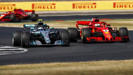 2018 British GP