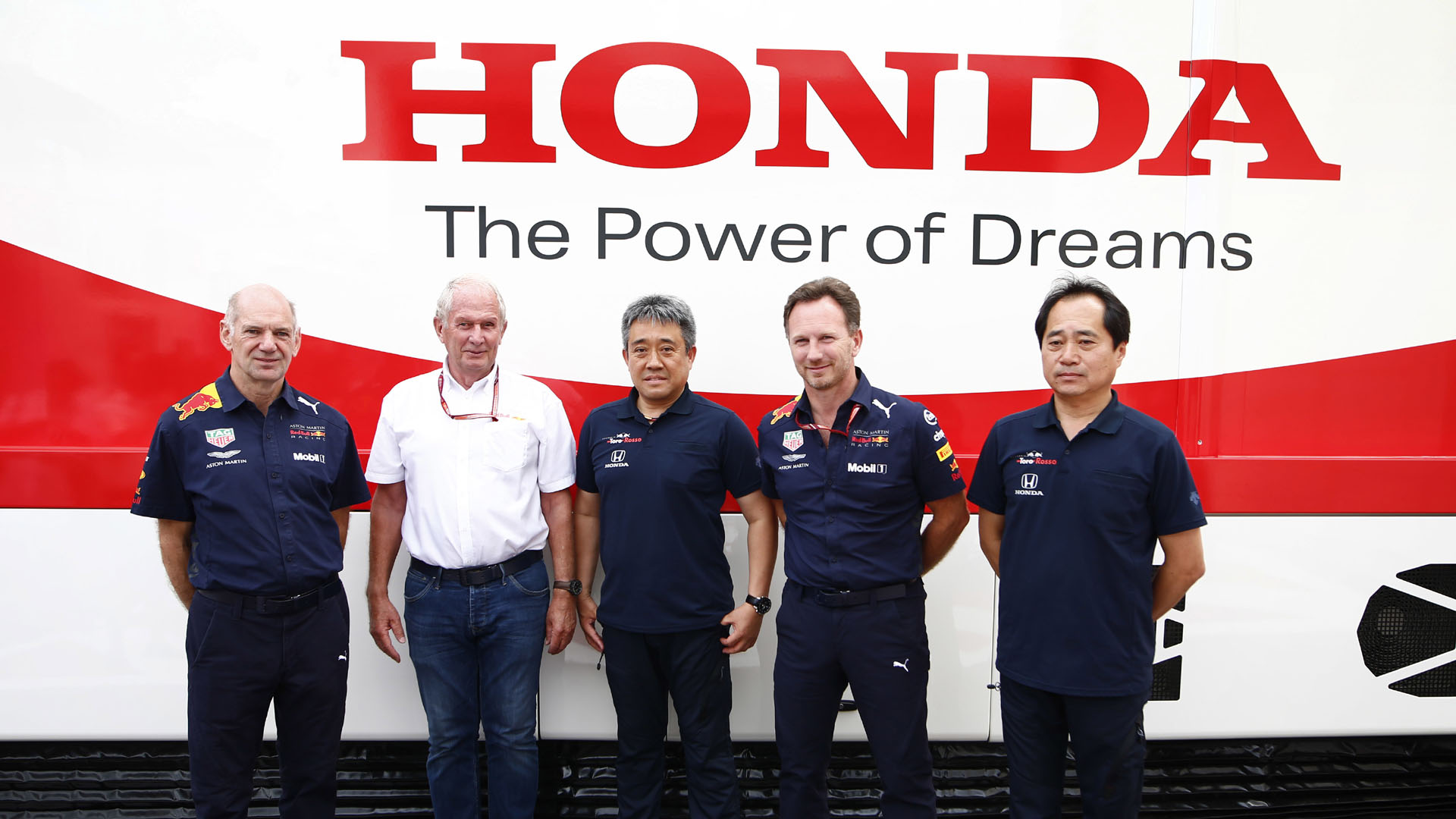 Red Bull have 'healthy' working environment with Honda – Horner