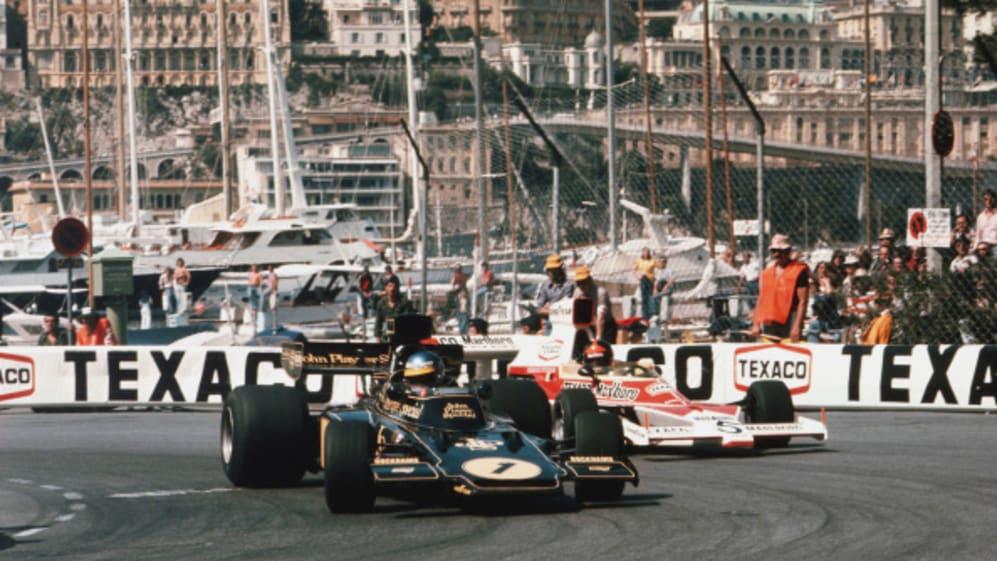 1974 Monaco Grand Prix.
