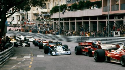 1977 Monaco Grand Prix.