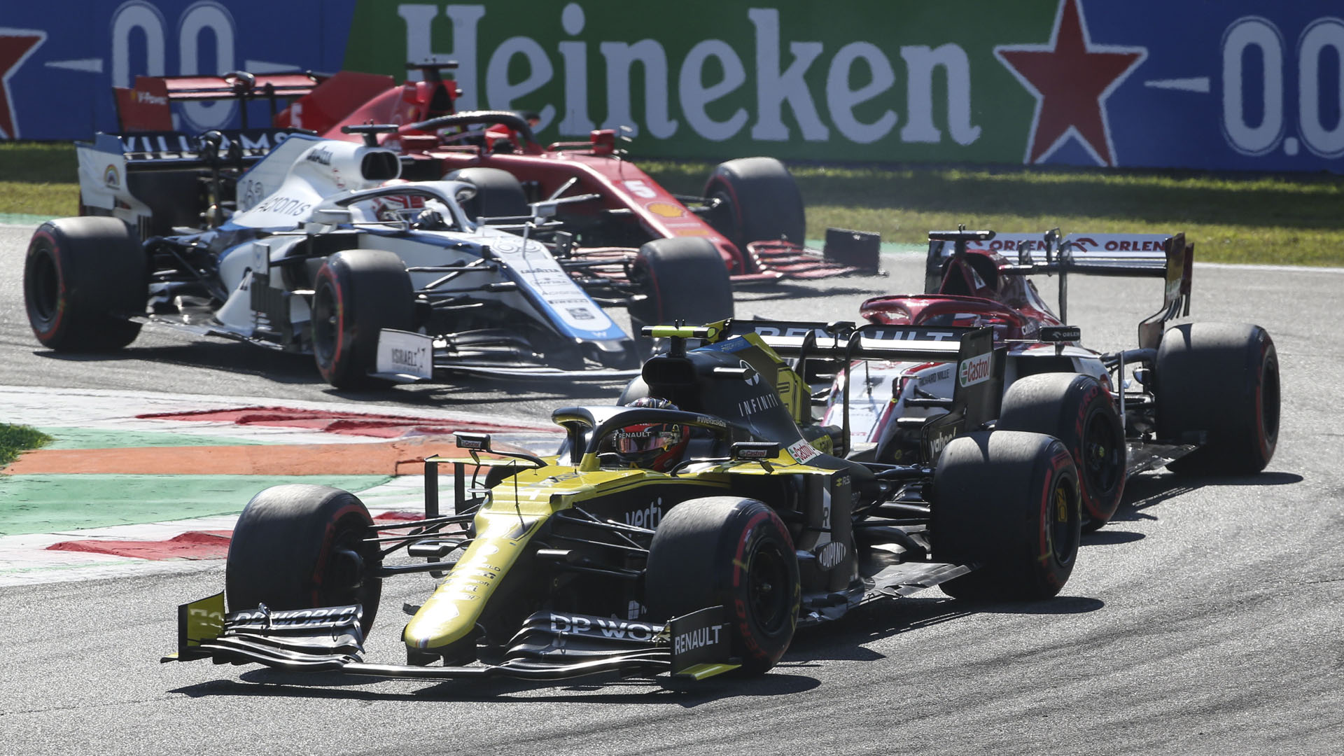 What The Teams Said Qualifying At The 2020 Italian Grand Prix Formula 1