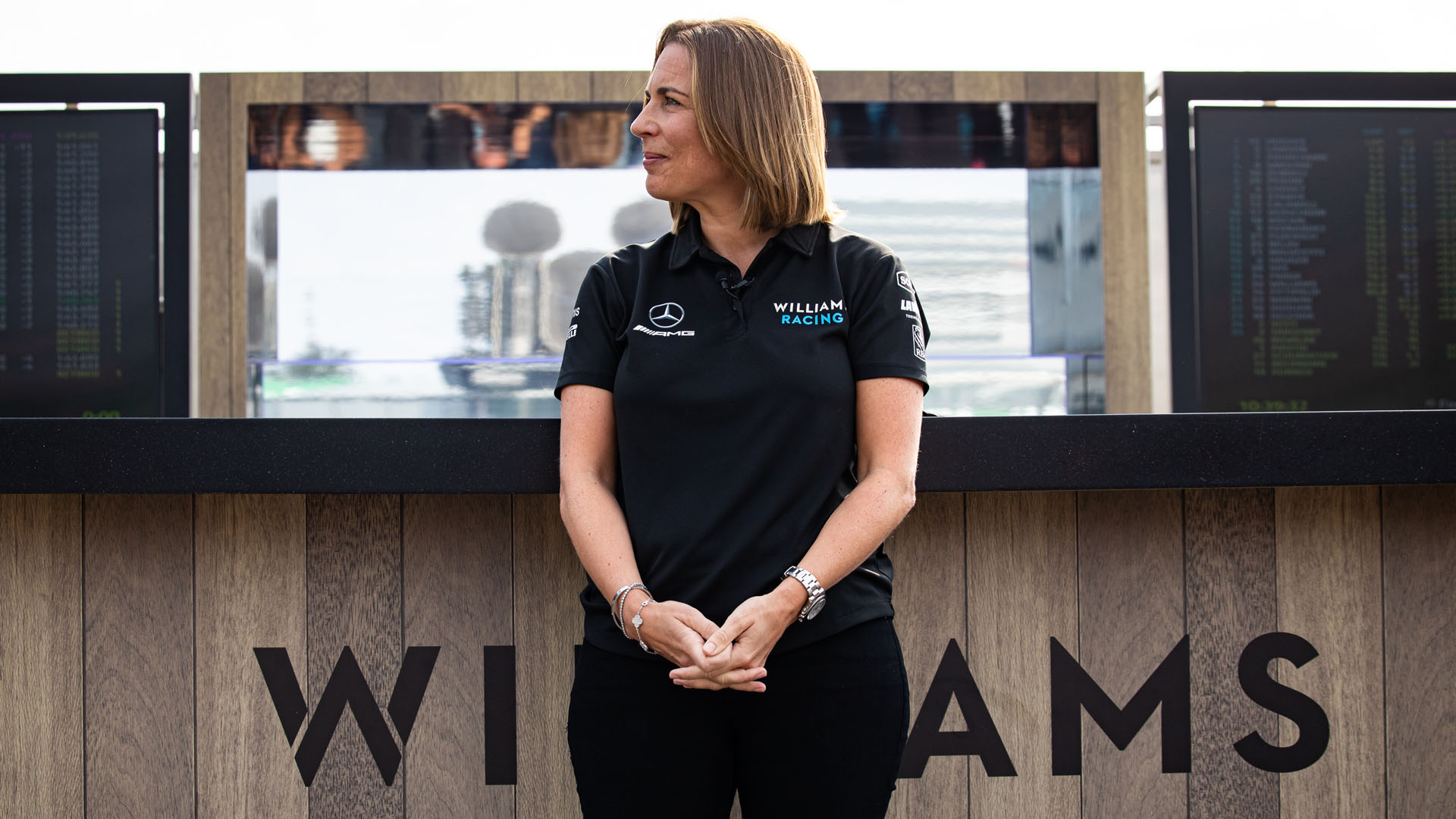 It Feels Like Grieving Claire Williams Opens Up On Her Family Leaving F1 For Good Formula 1