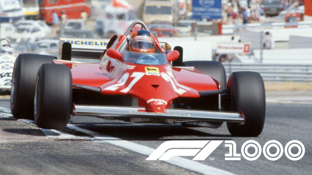 Gilles Villeneuve's 1981 Spanish Grand Prix victory for Ferrari - F1's Best Drives #6