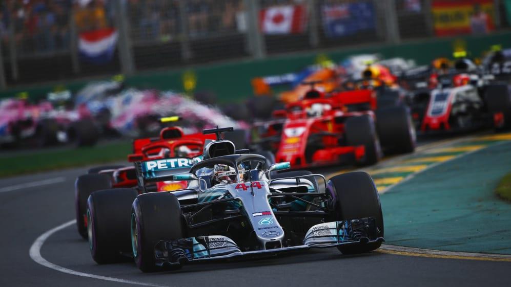 2018 Australian GP