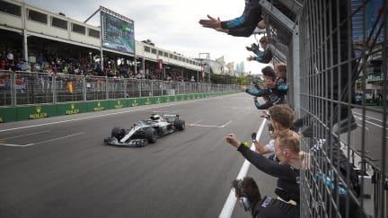 2018 Azerbaijan GP