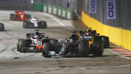 2018 Singapore GP