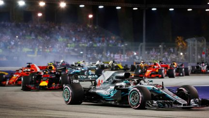 2018 Singapore GP