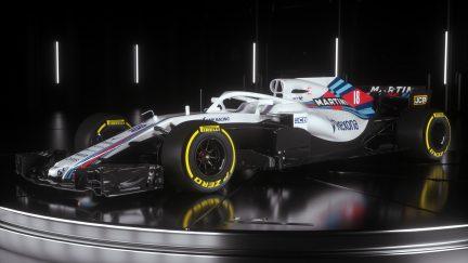 The Williams FW41