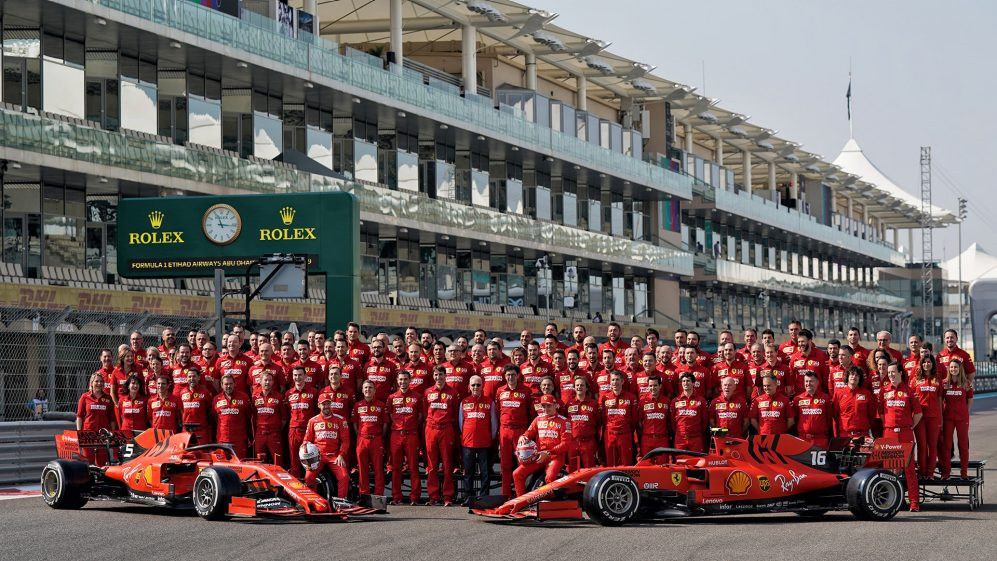 Ferrari lost the championship when they designed the car, says Binotto | Formula 1®