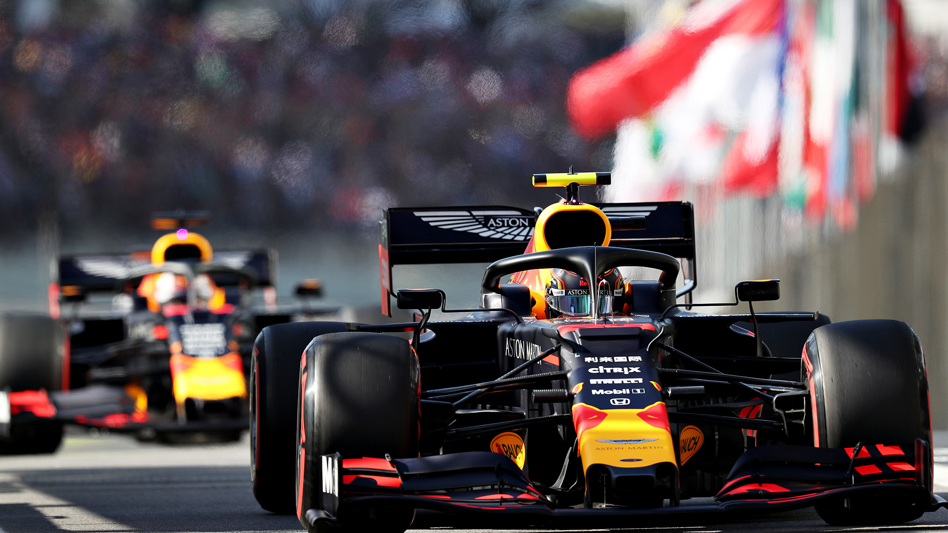 TECH TUESDAY: Why Red Bull could hit the ground running in 2020 - Formula 1