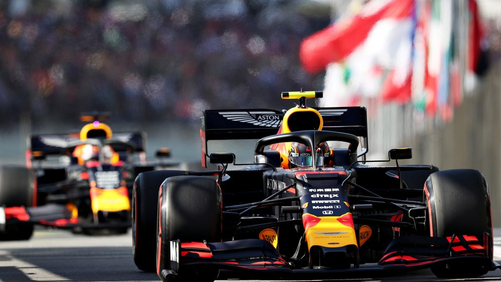 TECH TUESDAY: Why Red Bull could hit the ground running in 2020 | Formula 1®