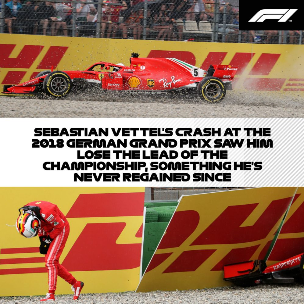 Vettel 'bitter' as Ferrari endures qualifying nightmare in Germany