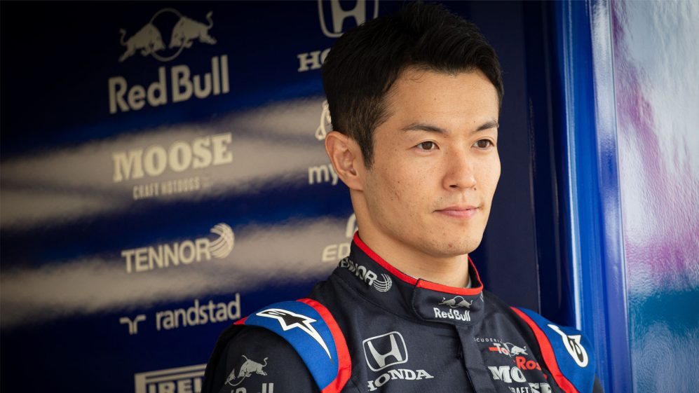 Japanese Grand Prix 2019: Yamamoto apologised to Gasly for taking his Toro Rosso for Japan FP1   Formula 1®