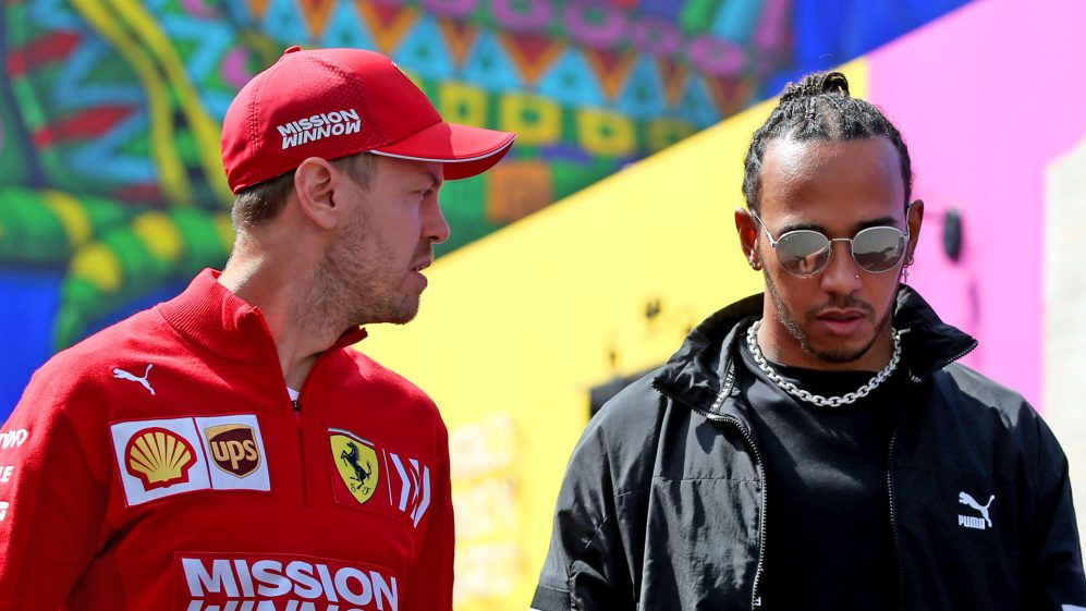 Hamilton-Ferrari meeting 'blown out of proportion' – Louis Camilleri | Formula 1®