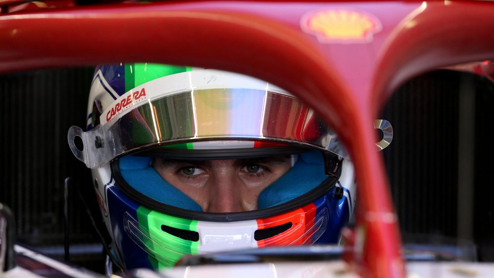OPINION: Why Giovinazzi deserved his contract extension | Formula 1®