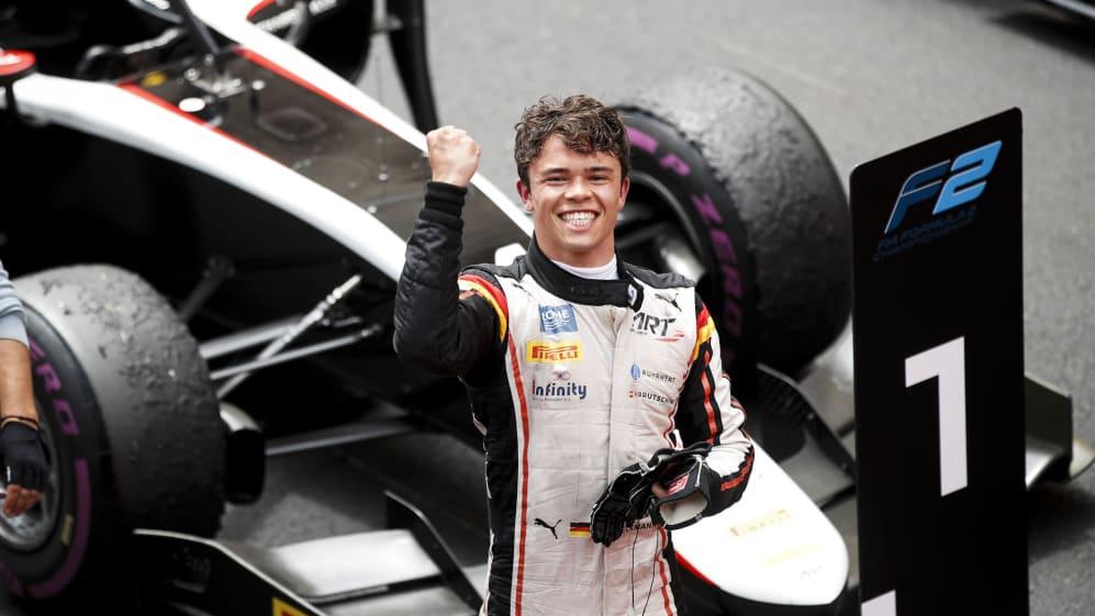 De Vries Monaco win.jpg