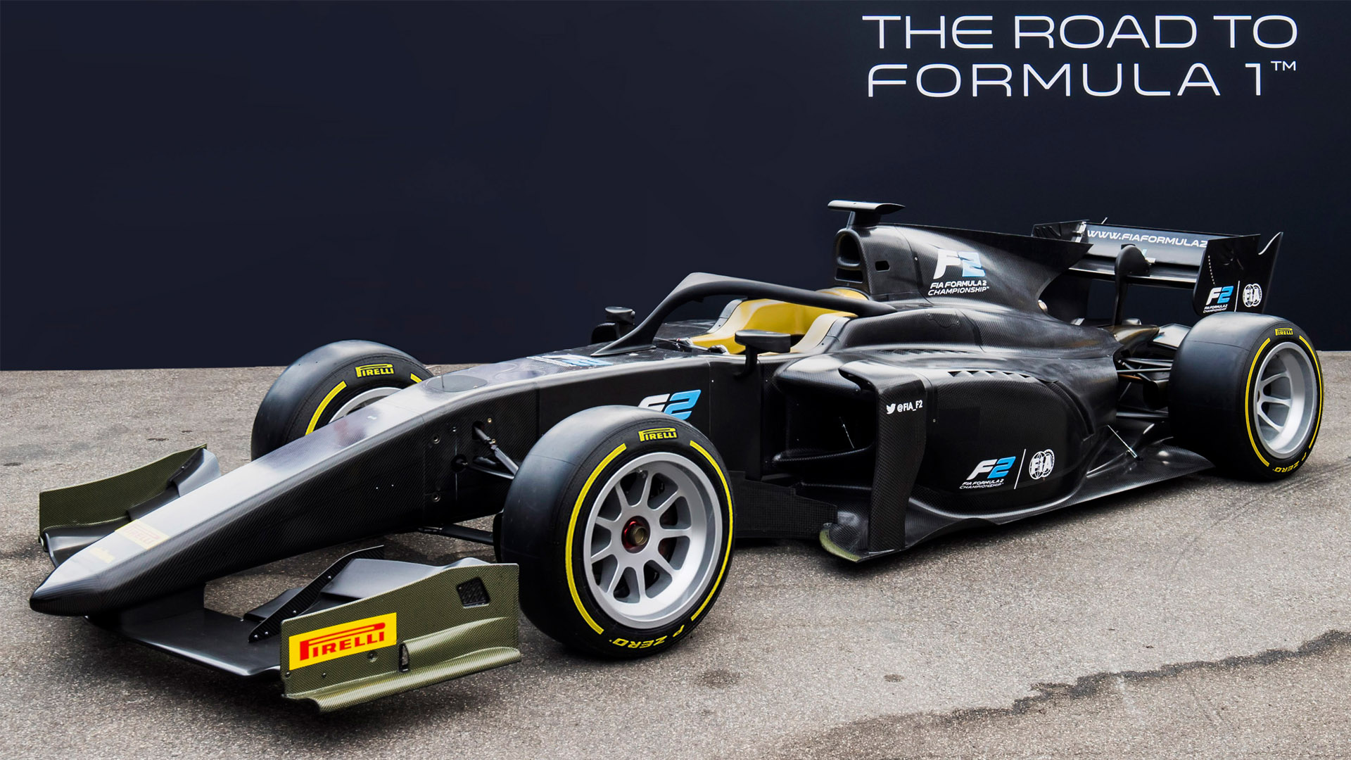 Formula 2 Cars To Use 18 Inch Pirelli Tyres From 2020 Formula 1