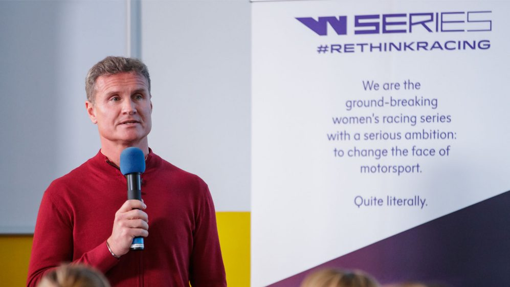 David Coulthard: Next female F1 driver should be able to take on Hamilton or Verstappen | Formula 1®