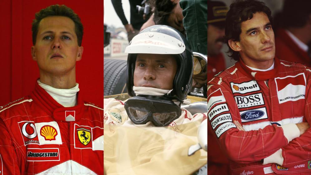 Most F1 Grand Prix wins by decade | Formula 1®