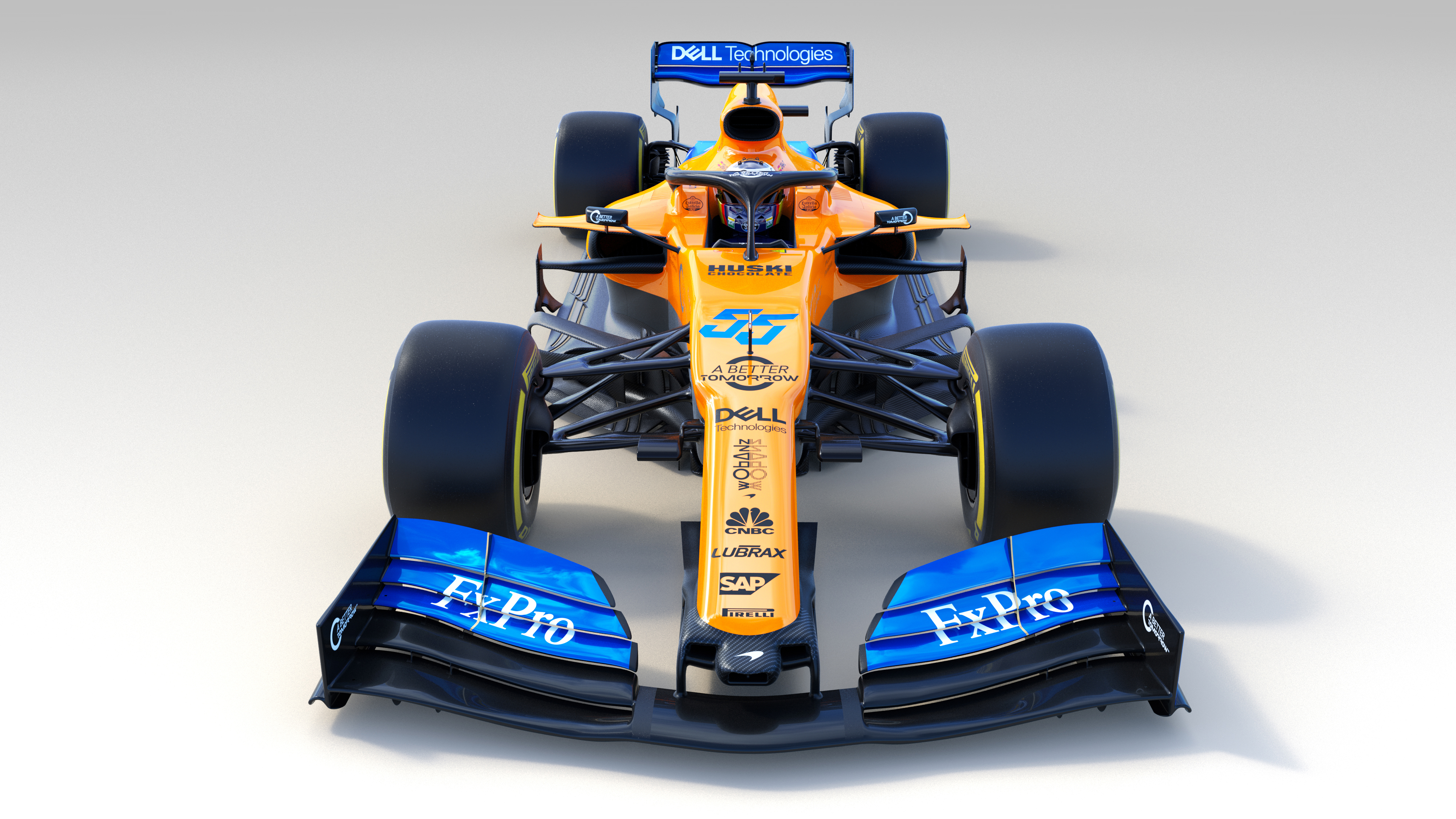 F1 Live Timing >> McLaren MCL34 gallery - all the angles of the teams 2019 F1 car | Formula 1®