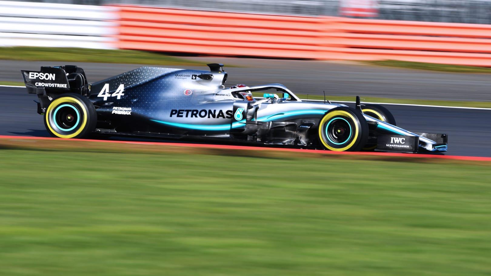 Mercedes' W10 2019 F1 car gallery   Formula 1®