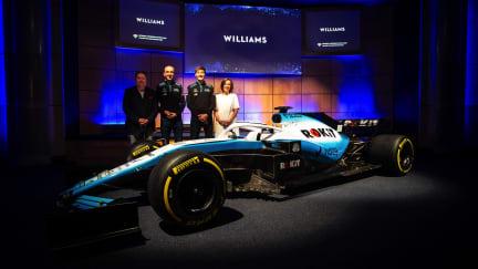 ROKiT Williams Racing Livery