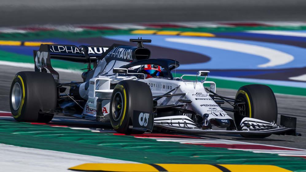 Latest F1 News Image Gallery