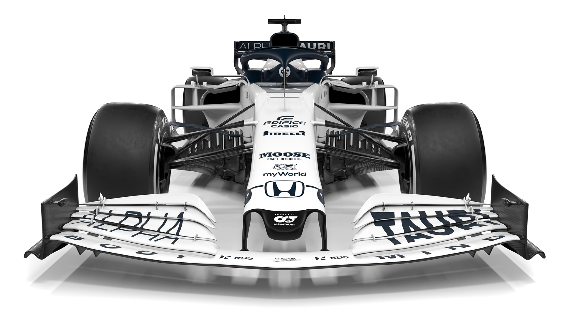 F1 Fans React To New Alphatauri Livery After Team Reveal 2020 Car Formula 1