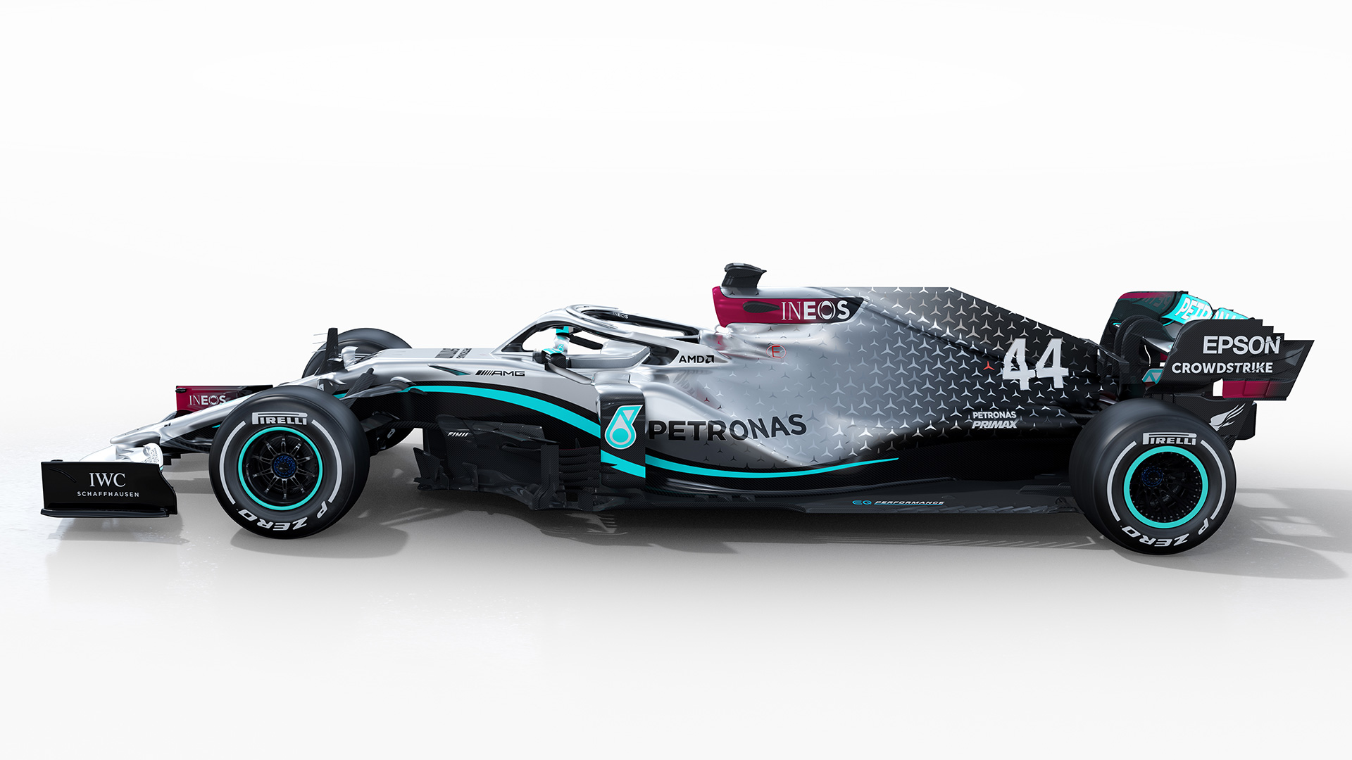 Mercedes reveal 2020 F1 car, the W11, ahead of track debut | Formula 1®