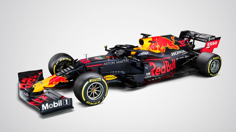 Red Bull launch RB16: Verstappen and Albon's 2020 F1 car revealed ...