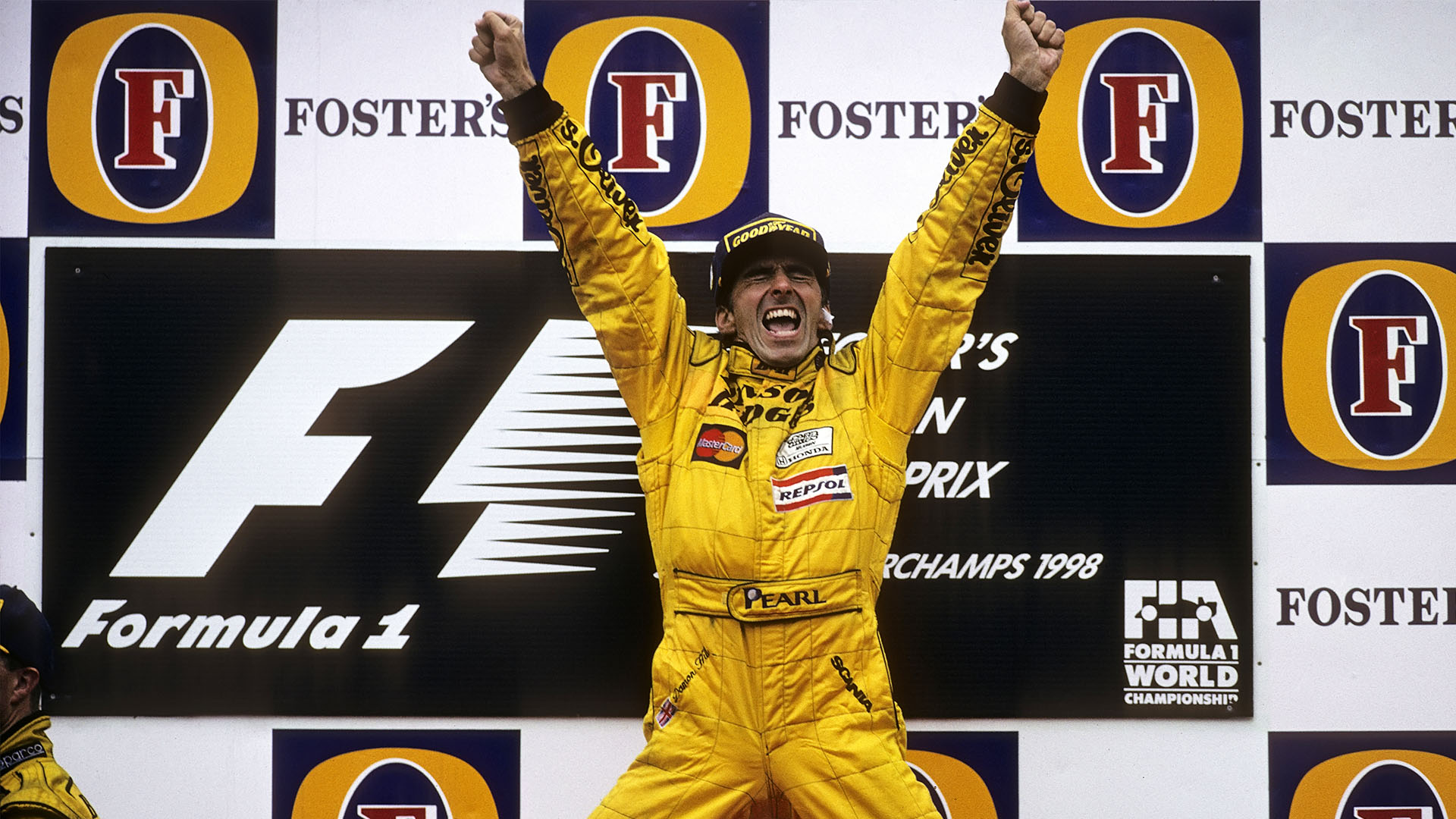 Were streaming the 1998 Belgian Grand Prix – here why you should watch