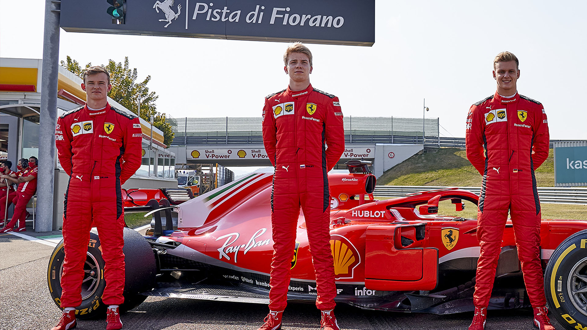 Ferrari To Decide Which Junior Driver Will Get 2021 F1 Chance In Next Couple Of Weeks Says Binotto Formula 1
