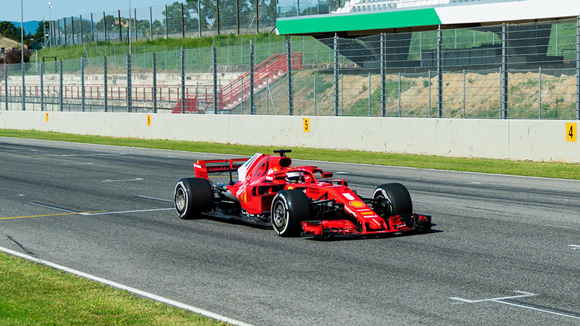 'Spectacular' Mugello deserves to host a Grand Prix, says Vettel after Ferrari test run   Formula 1®