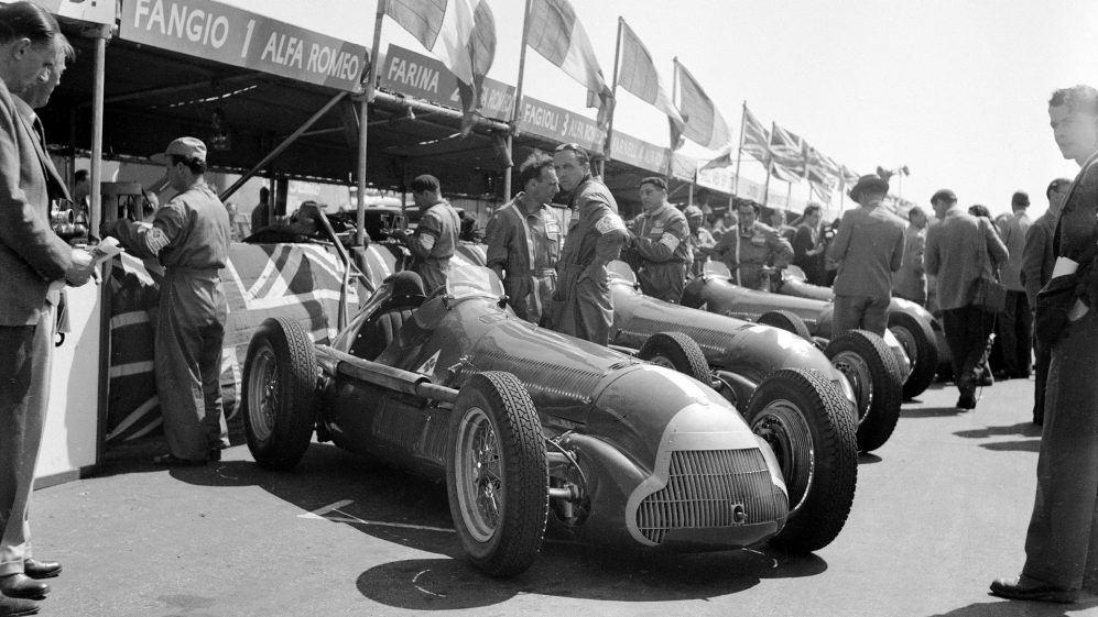 10 fascinating facts about the very first F1 Grand Prix, held on this day  70 years ago | Formula 1®
