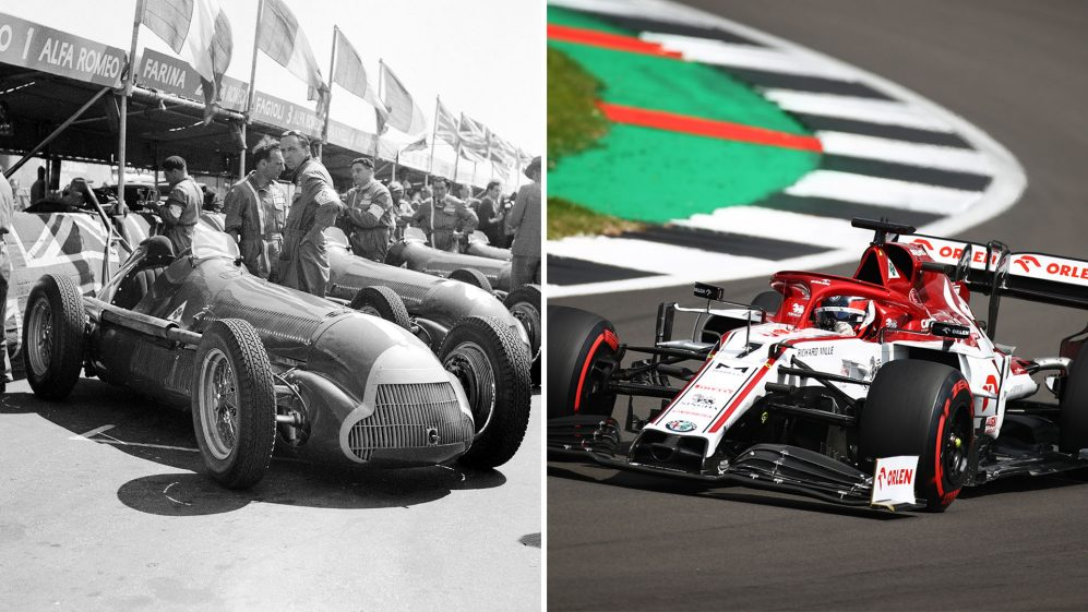 1950 Vs 2020 Cars Drivers Safety And Pit Stops How F1 Has Changed In 70 Years Formula 1