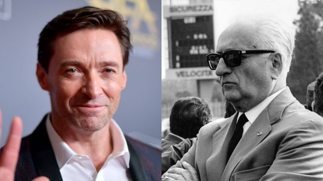 Hugh Jackman In Talks To Play Enzo Ferrari In New Movie Due To Start Production Next Spring Formula 1