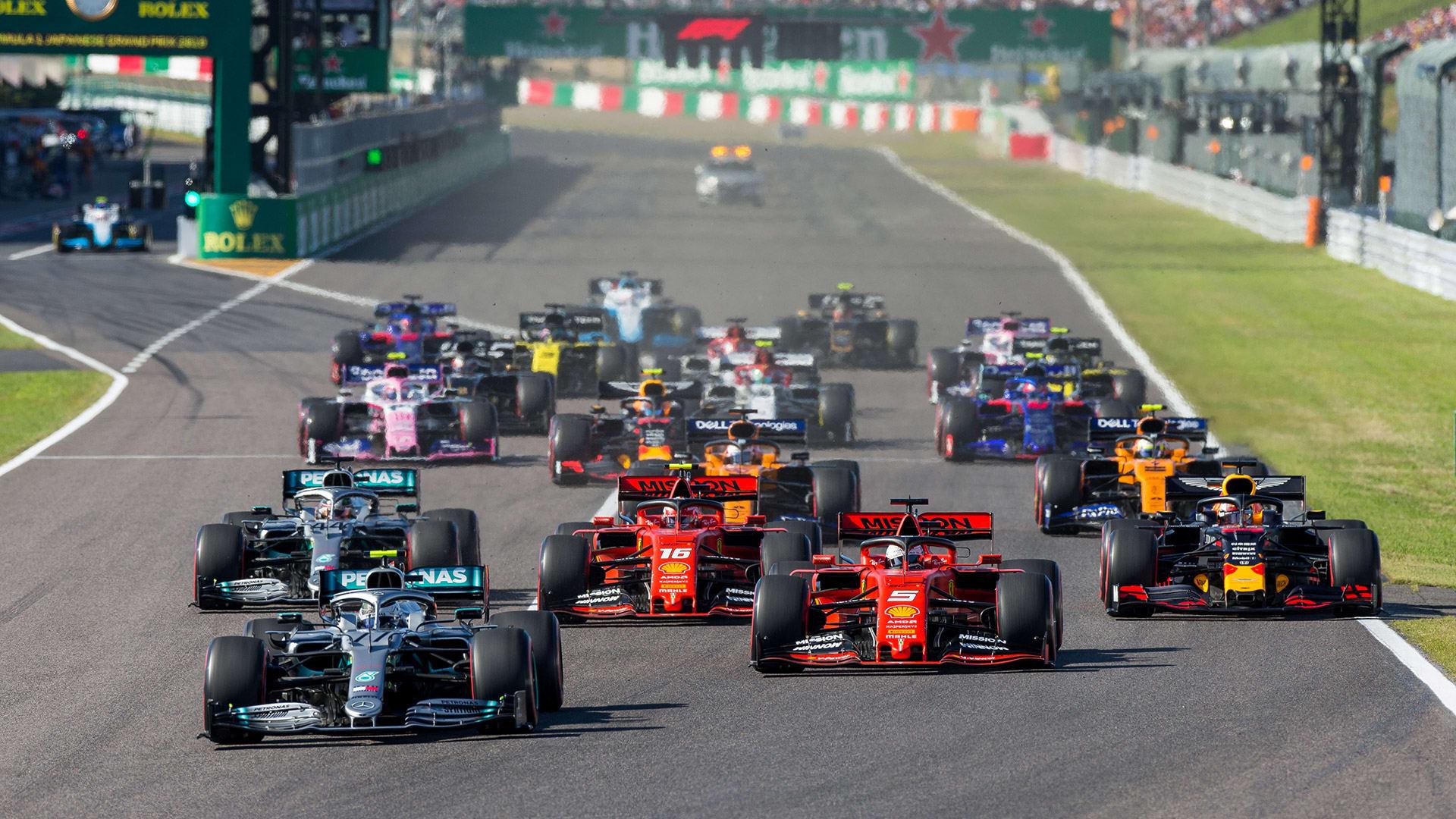Coming February 28 – Formula 1: Drive to Survive Season 2 on ...
